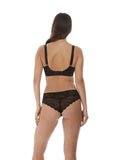 Fantasie Impression Classic Brief, Brazilian & High Waisted Brief - Black-Bras Galore - Lingerie and Swimwear Specialist