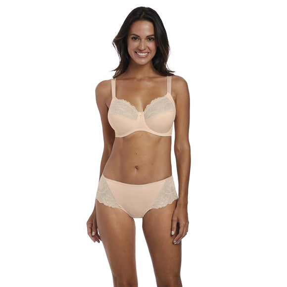 Fantasie Memoir Full Brief & Short - Natural Beige-Bras Galore - Lingerie and Swimwear Specialist