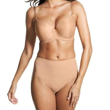 Fantasie Smoothing Rigid Moulded T-Shirt Bra 4510 - Nude-Bras Galore - Lingerie and Swimwear Specialist