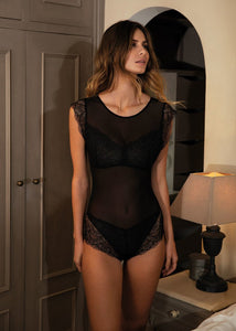 Fantasie Twilight Body - Black-Bras Galore - Lingerie and Swimwear Specialist