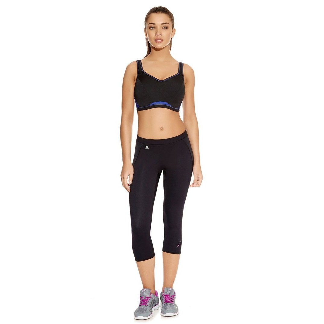 cc2cc4f9ab2bc ... Freya Active Epic Crop Top Sports Bra - Black-Bras Galore - Lingerie  and Swimwear ...