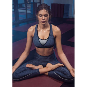 Freya Active Freestyle Soft Cup Crop Top - Total Eclipse-Bras Galore - Lingerie and Swimwear Specialist