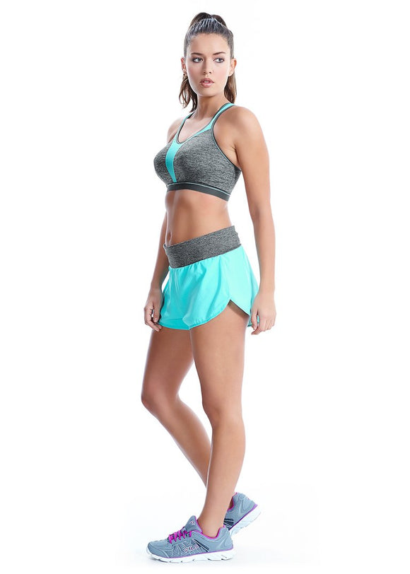 Freya Active Pace Loose Short - Carbon-Bras Galore - Lingerie and Swimwear Specialist