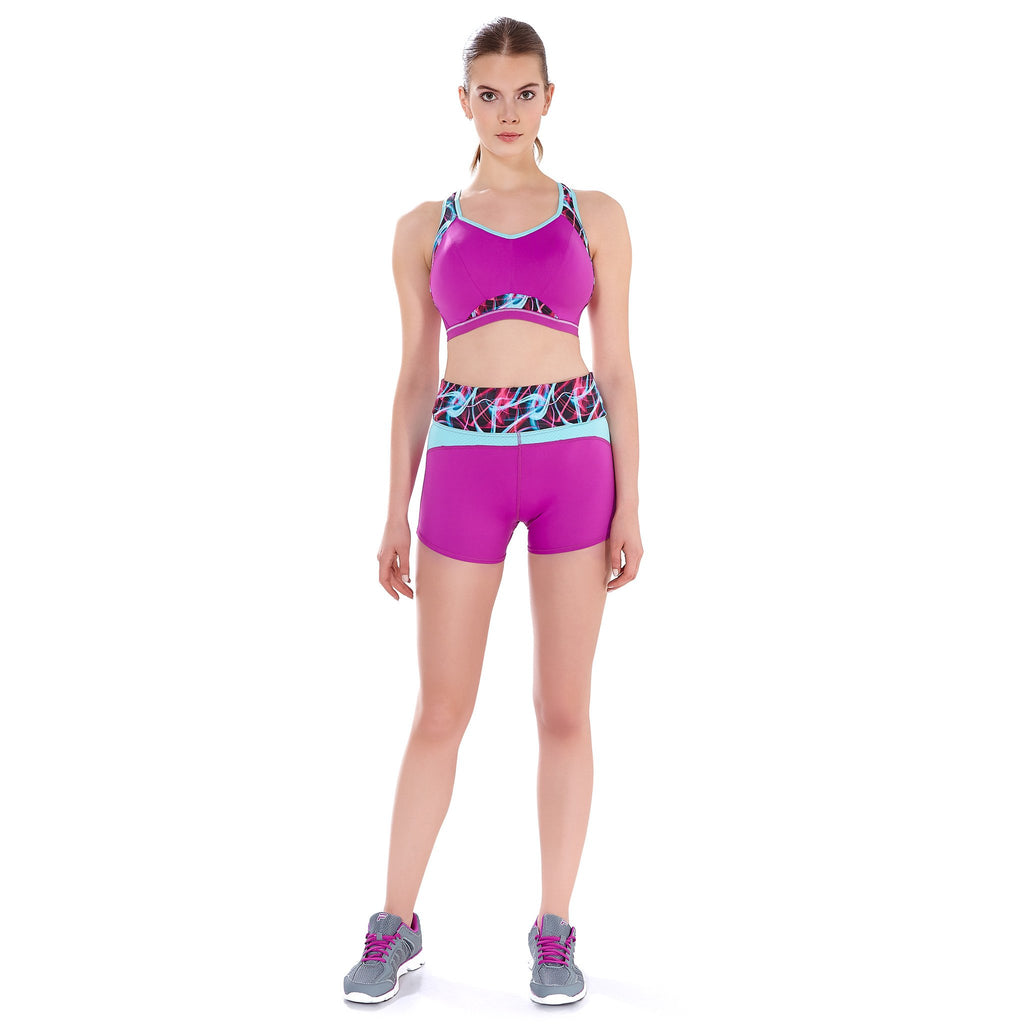 Freya Active Running Shorts - Ultraviolet