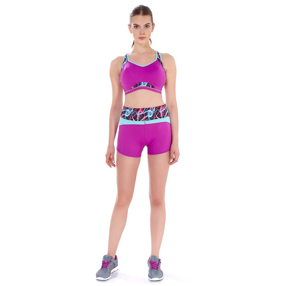 3c83ce72a1 Freya Active Running Shorts - Ultraviolet-Bras Galore - Lingerie and  Swimwear Specialist