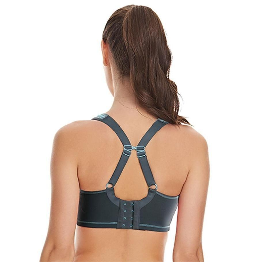 eff469e168c07 Freya Active Sonic Underwired Moulded Sports Bra - Carbon