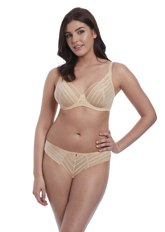 Freya Cameo High Apex Bra - Nude Sand-Bras Galore - Lingerie and Swimwear Specialist