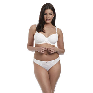 Freya Daisy Lace Brief & Short - White-Bras Galore - Lingerie and Swimwear Specialist