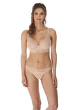 Freya Expression Brazilian & Brief - Natural Beige Nude-Bras Galore - Lingerie and Swimwear Specialist