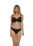 Freya Starlight Short & Brazilian - Black-Bras Galore - Lingerie and Swimwear Specialist
