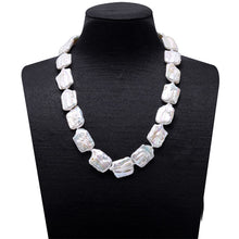 Load image into Gallery viewer, Hot New Trend: Uniquely Cultured Freshwater Pearls Necklace