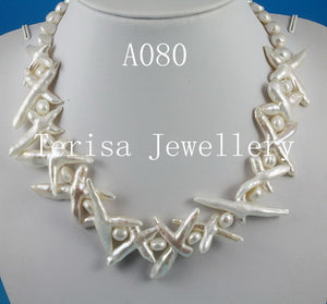 One of a kind exquisite Cultured Freshwater Pearl Necklace