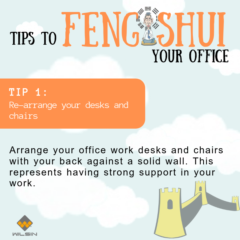 5 Quick Tips to Feng Shui Your Office