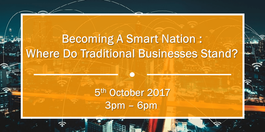 Becoming A Smart Nation Event Wilsin Singapore