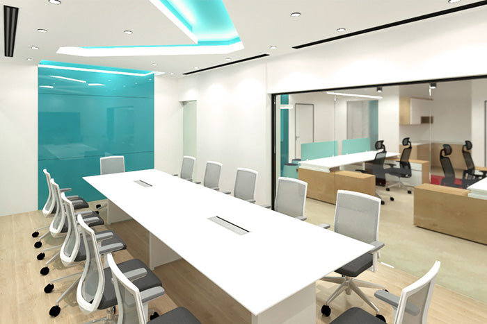 Office Interior Design for Conference Meeting Room