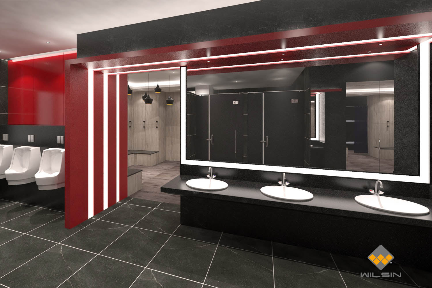Miscellaneous Office Space Design