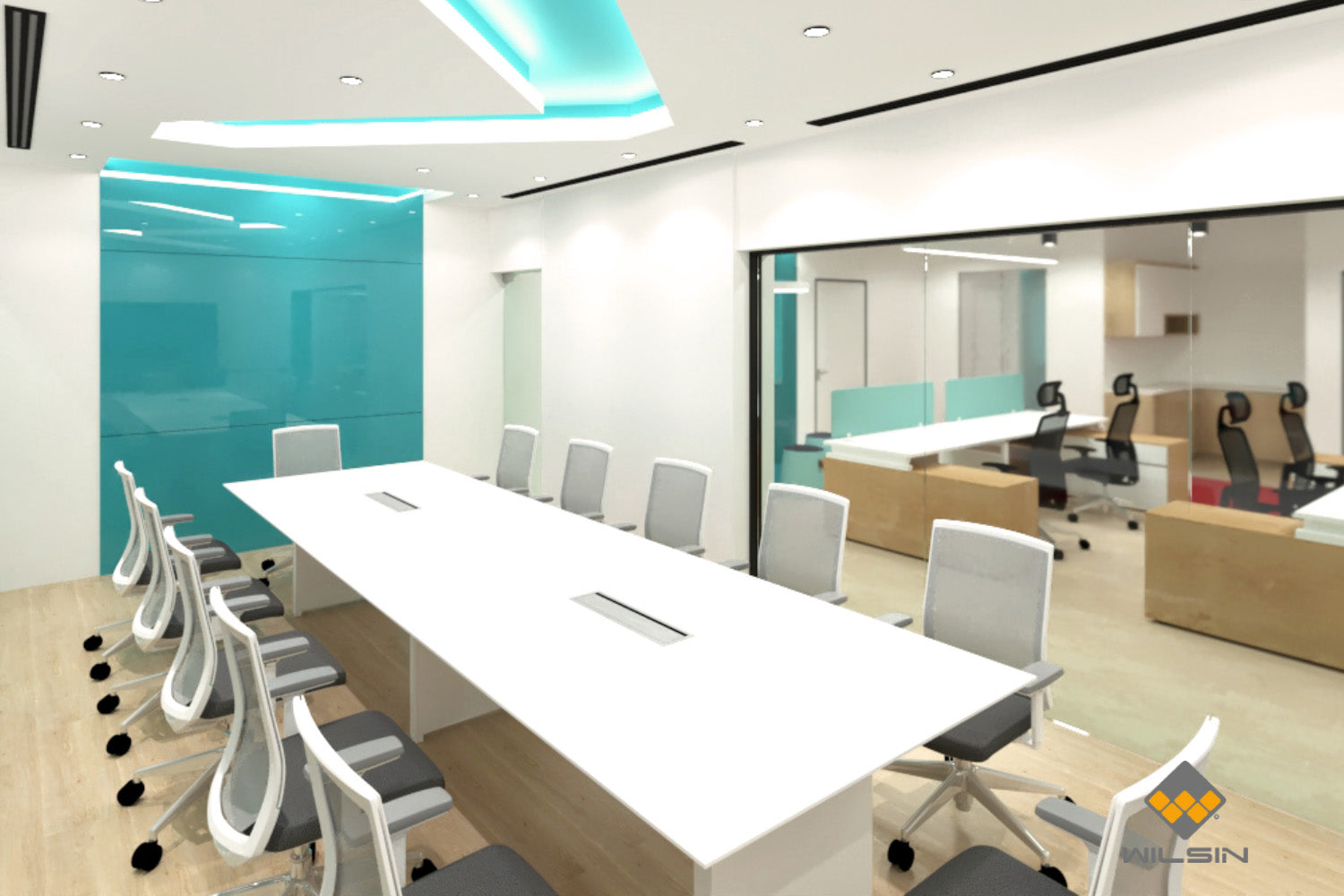 Office Conference Room Singapore