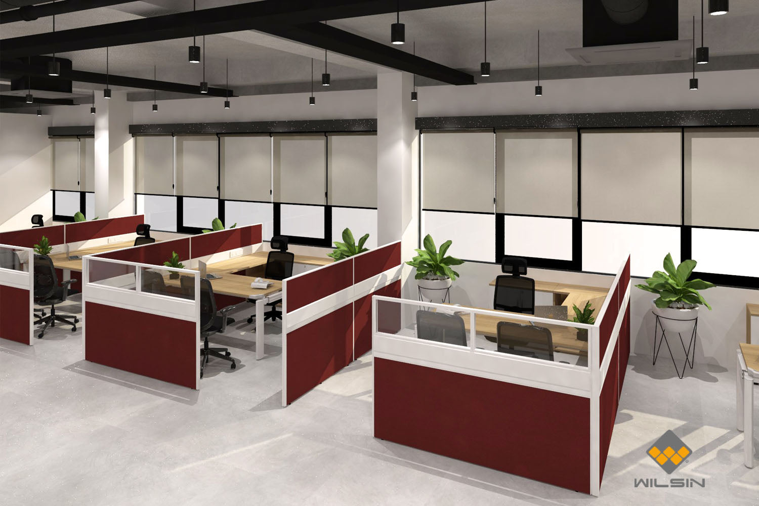 Workstation Design Ideas for Small Offices