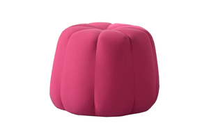 Lolla Ottoman Small in Pink