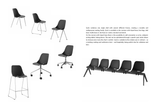 Quick Office  Chairs in Black