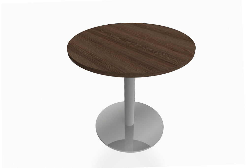 Round Discussion Table with Radiwood Table Top