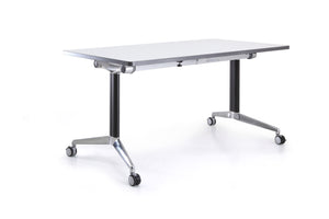 Y2 Foldable Training Table with White Table Top