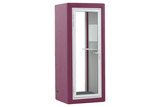 Picco Spazio Office Phone Booth Privacy Pod in Purple