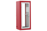 Picco Spazio Office Phone Booth Privacy Pod in Red