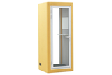 Picco Spazio Office Phone Booth Privacy Pod in Yellow