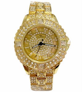 Lady Dress Women watch - Luxury brand  Comes  with a GIFT BRACELET