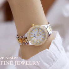 Load image into Gallery viewer, Ladies Wrist Watches  Stainless Steel.