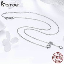 Load image into Gallery viewer, 925 Sterling Silver Infinity Forever Love  Necklace for Women