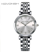 Load image into Gallery viewer, Luxury Fashion Women Watches, Lady Watch Stainless Steel