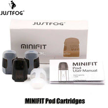 Load image into Gallery viewer, Minifit Cartridges 3pcs