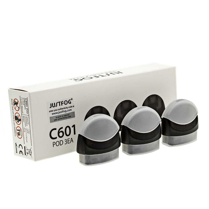 C601 Cartridges 3pcs
