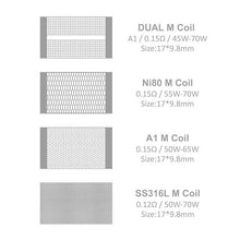 Load image into Gallery viewer, Vandy Vape Mesh V2 RDA Coil(10Pcs/Pack)