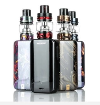 Vaporesso LUXE II 220W Box Mod Kit with NRG-S Tank Atomizer 8ml