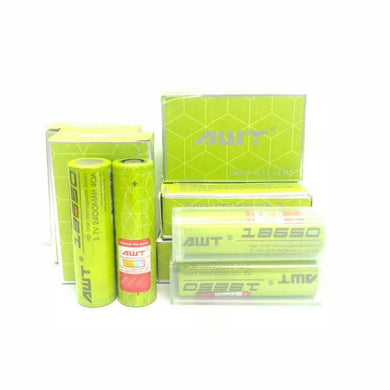AWT 18650 2400mah Battery 1PCs