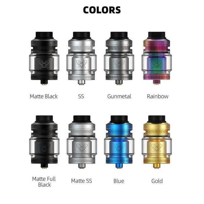Hellvape Dead Rabbit V2 RTA 5ml