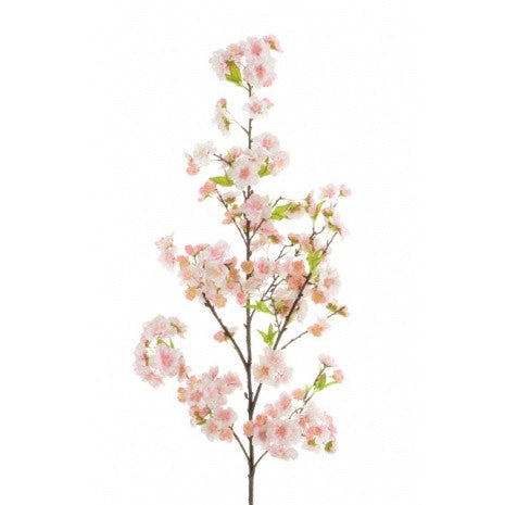 Artificial Japanese Blossom Spray, 120cm, Pink