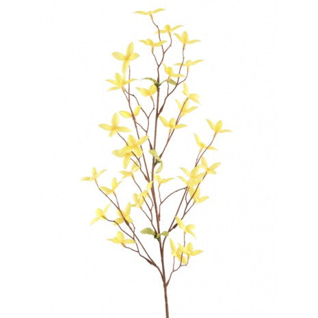 Artificial Forsythia Spray
