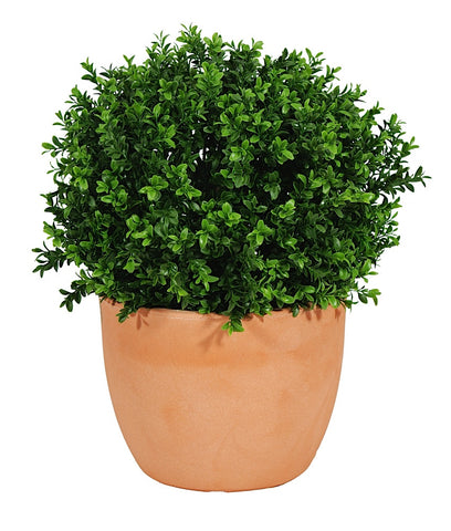 Artificial Topiary Buxus Ball Tree, 30 cm circumference, 50 cm height