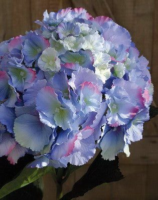 Artificial Hydrangea Blue/Purple