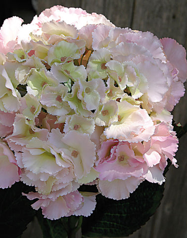 Artificial Hydrangea Light Pink