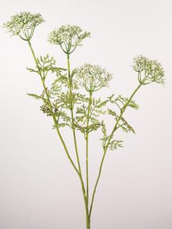Artificial Queen Anne's Lace Spray