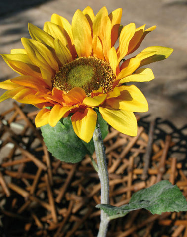 Artificial Sunflower Yellow