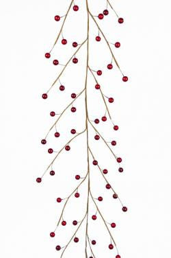 Christmas Garland - Artificial Berry Garland, 150cm