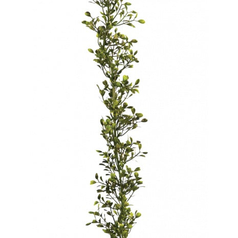 Artificial Boxwood Garland