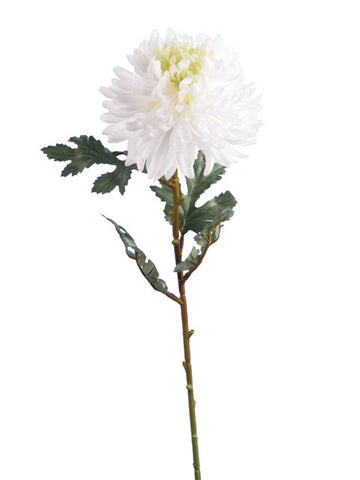 Artificial Chrysanthemum Stem (Dusky Pink)
