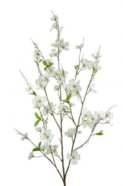 Artificial Dogwood Spray